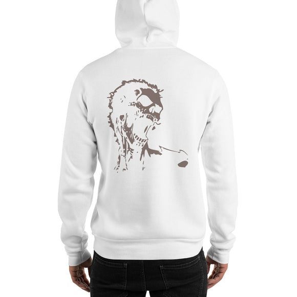 Screaming Scull - Hooded Sweatshirt