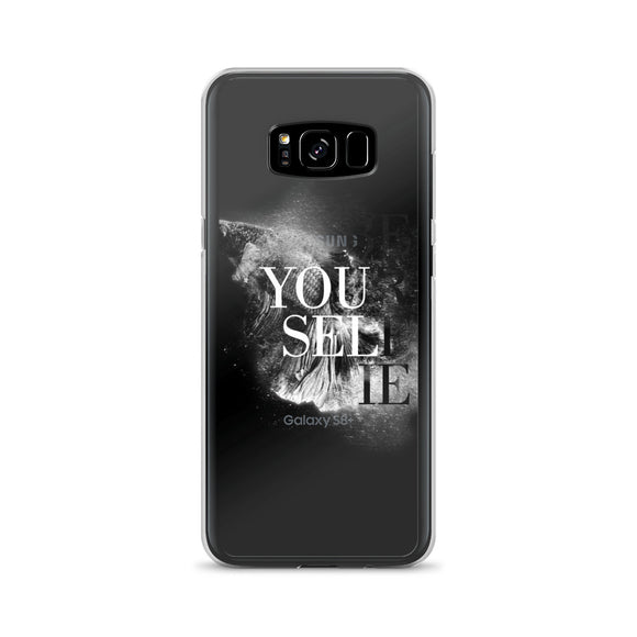 Be your self(ie) - Samsung Case
