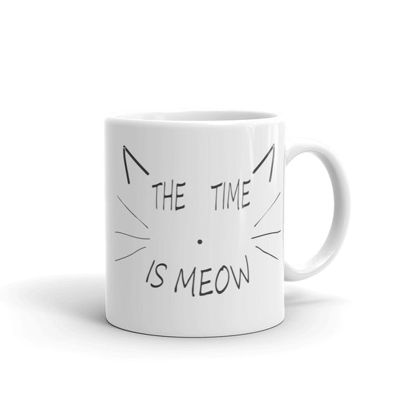 Time is meow