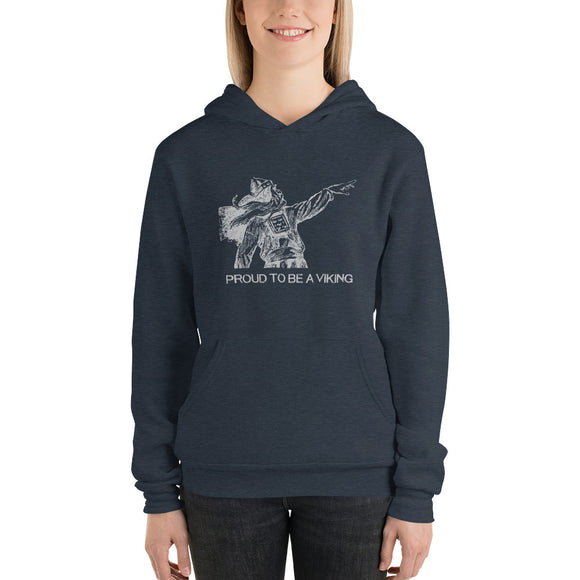 Proud to be a viking - Hoodie