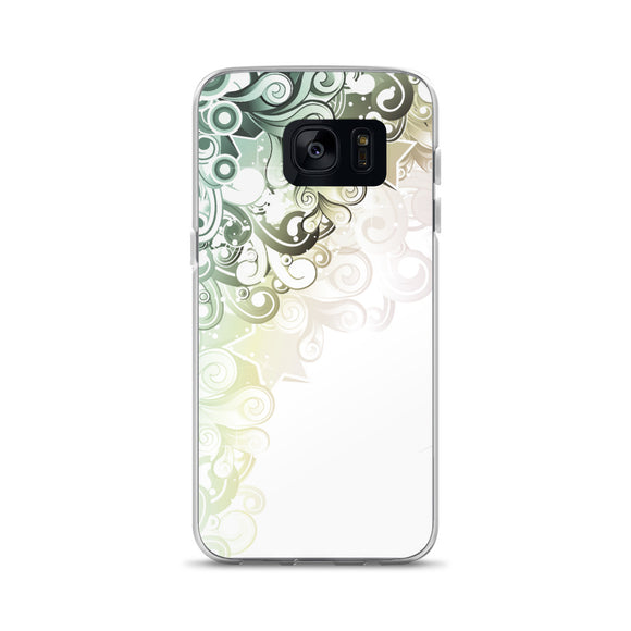 Flower/Star - Samsung Case