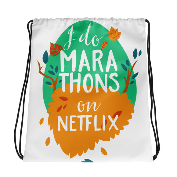 Marathon - Drawstring bag