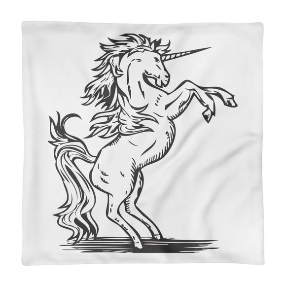 Unicorn Basic Pillow Case only