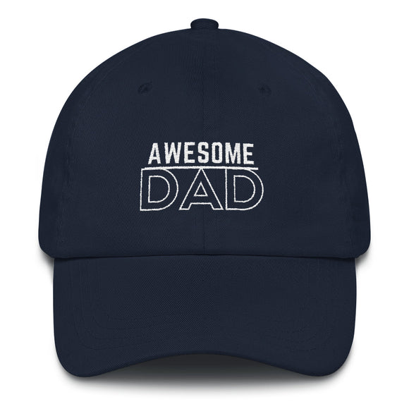 Awesome Dad - Caps