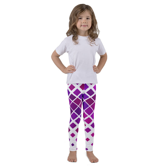 Kid's leggings Squares