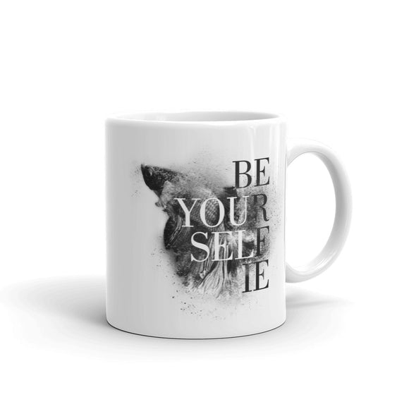 Be your self(ie) - Mug
