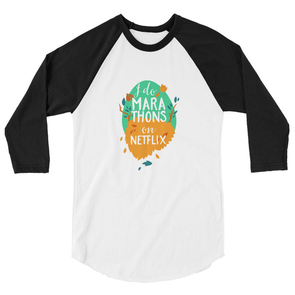 Marathon - 3/4 sleeve shirt