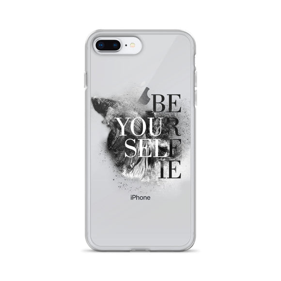 Be your self(ie) - iPhone Case