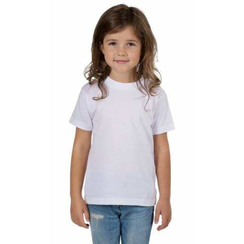 You Are Truly Magical - Blue Unicorn - Girls Tee T-Shirt - 2 to 6 Years