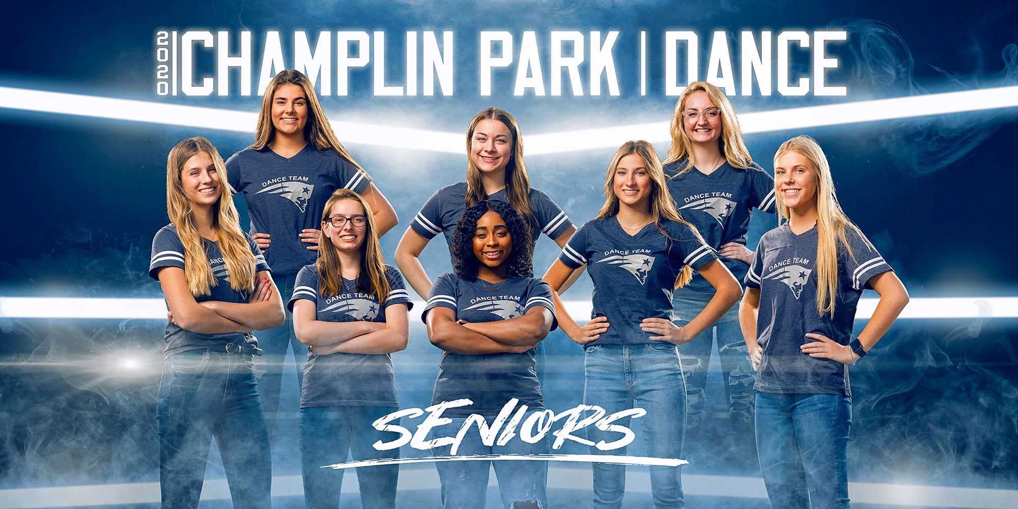 Champlin Park Dance 2020 Behind-the Scenes Photoshoot