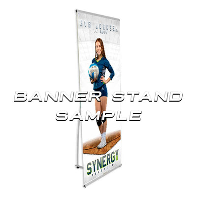 Senior Banners and Stands