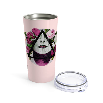 Ashleigh Rayl Collection - A Beautiful Difference Pink Tumbler 20oz