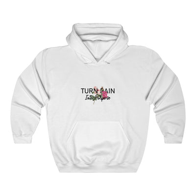 Women's Turn Pain Into Purpose Hoodie | Fellowship Apparel