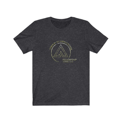 Men's T-Shirts - Sober By The Grace Of Good Orderly Direction