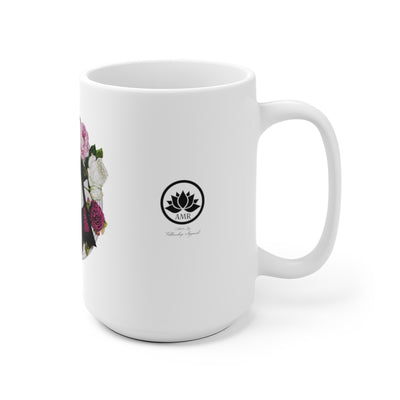 Ashleigh Rayl's Collection - A Beautiful Difference White Ceramic Mug 11/15oz