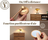 Shaolin - lampe intelligente purificateur d'air - YAJOI