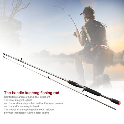 Robust Fishing Sea Rod Straight Handle Pikestaff - Sports & Outdoor