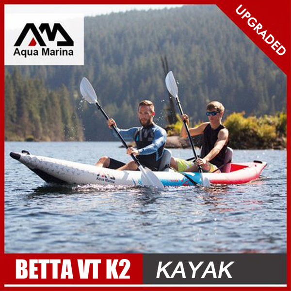 Inflatable  sport kayak - Urban Bushy