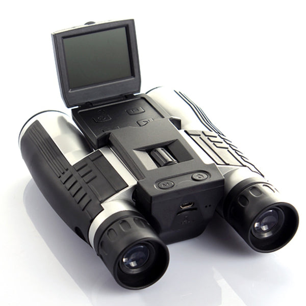 12x32 HD Binocular with 5 MP digital camera - Urban Bushy