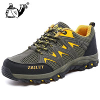 Breathable Hiking Sneakers - Urban Bushy