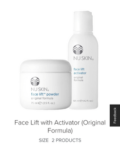 Face Lift with Activator (Original Formula)