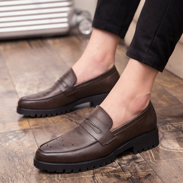 Shoes - 2019 Men's Soft Leather Casual Shoes