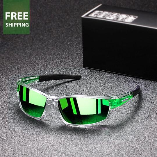 UV400 Sports Style Polarized Sunglasses