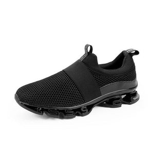 Shoes - Men Casual Shoes Breathable Slip on Sneakers