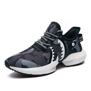 New Trend Fashion Graffiti Sneakers