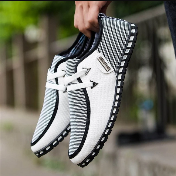 New Fashion new men's casual shoes