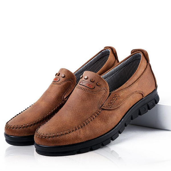 Shoes - Men's Loafers Fashion Breathable Sneakers