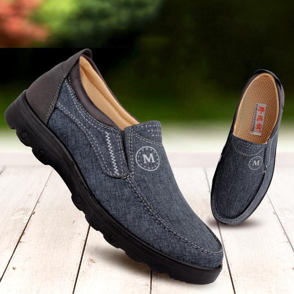 Men Shoes - Comfortable Brand Lazy Simple Casual Shoes
