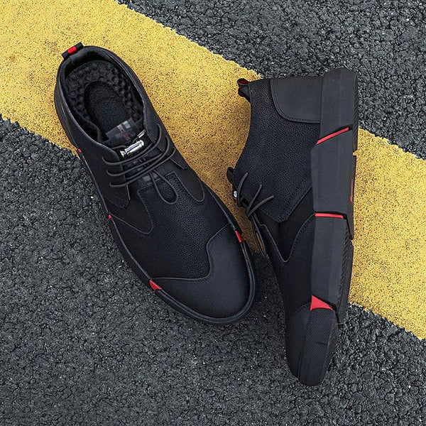 Shoes - High Quality Fashion Men's Leather Casual Shoes(Buy 2 Got 10% off, 3 Got 20% off Now)