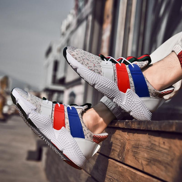 Shoes - Summer Spring Lace-up Flat Couple Sneakers