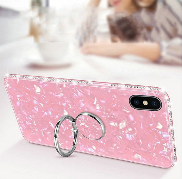 Finger Ring Kickstand Cases For iphone 6 6S 7 8 Plus X XS MAX XR