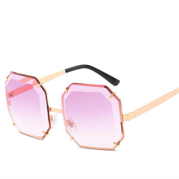 New Arrival Fashion Classic Square Shades Vintage Unisex Sun Glasses