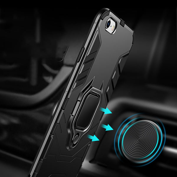 Luxury Car Holder Ring Case For Huawei P20 Pro Lite Mate 20 Pro Lite
