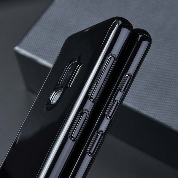 various colors b8a3f 2886c Phone Case - Ultra Thin Black Mirror 360 Protection Cover for Samsung  Galaxy S9 S8 Note 8 9