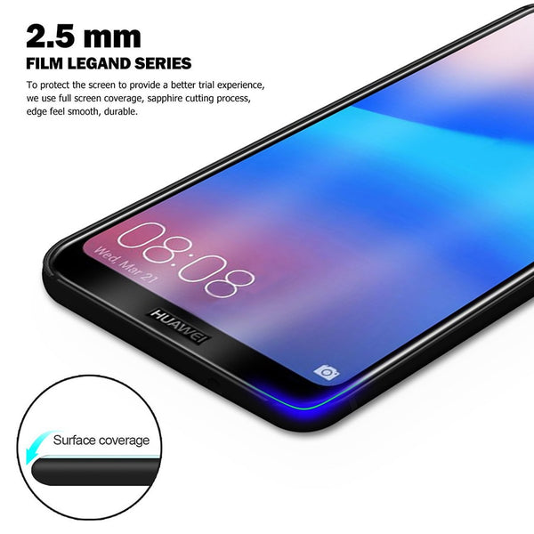 9H Full Cover Tempered Glass for Huawei P20 Mate20 Pro Lite
