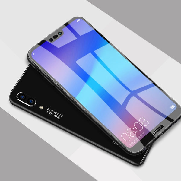 Full Coverage Protective Tempered glass For Huawei P10 P20 Pro Mate10 Mate20 Lite Pro
