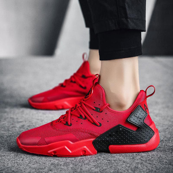 Shoes - 2019 Spring Men Breathable Lightweight Running Shoes
