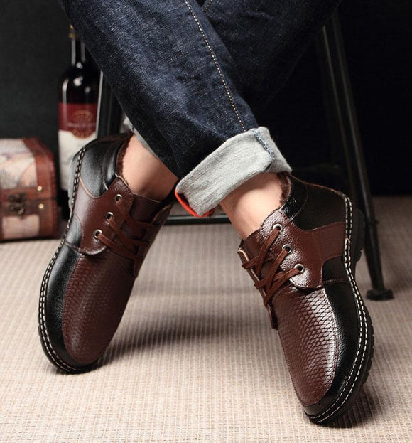 Copy of Shoes - Men's Warm Velvet Casual Shoes