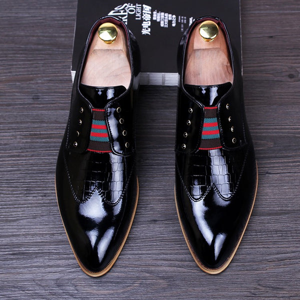 Casual High Quality Genuine Leather Shoes