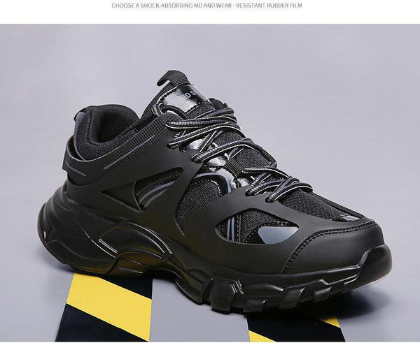 Shoes - 2019 New Men Sneakers High Top Running Shoes