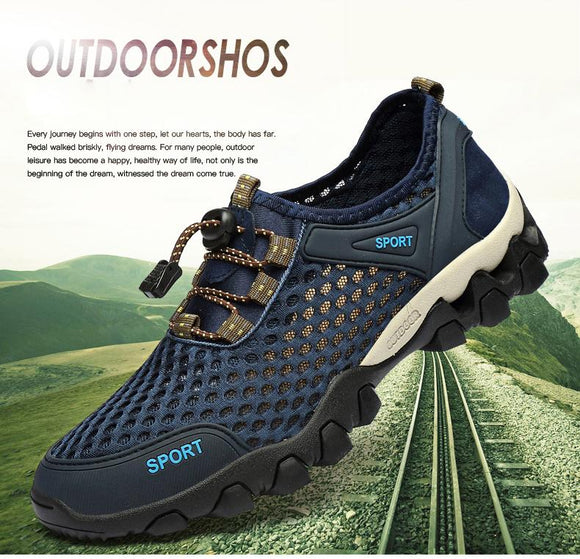 MOUNTAIN TREKKING SHOES