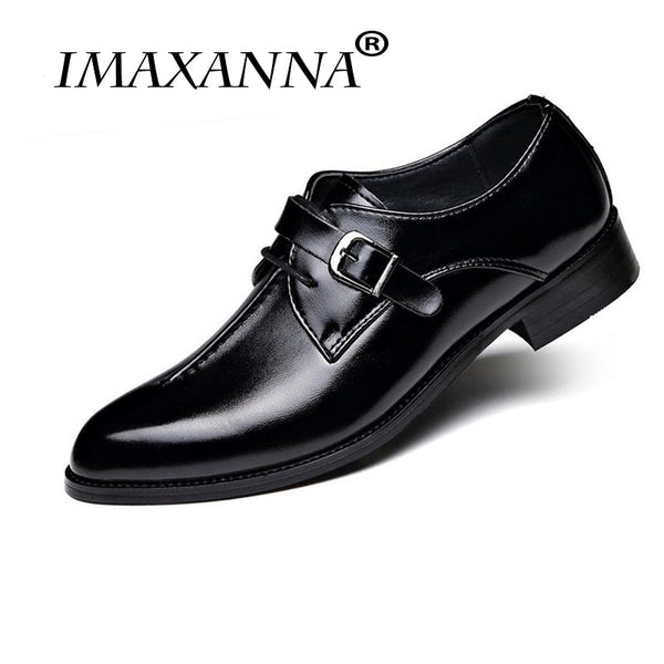 Shoes - Men Brogue Shoes Formal Wedding Oxfords