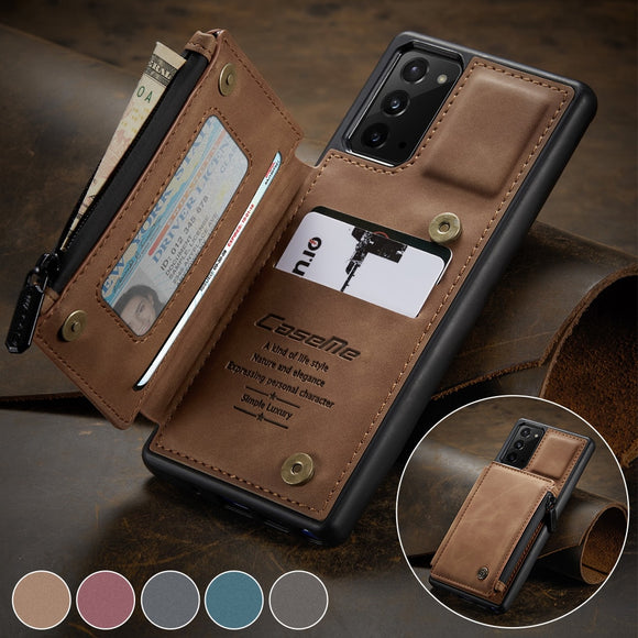 Leather Phone Case For Samsung iphone