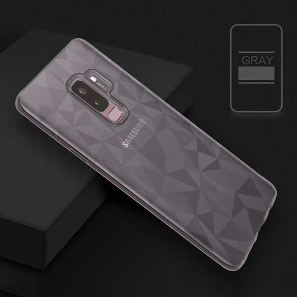 Fashion 3D Diamond Case For Samsung S9 S8 Note 8 9