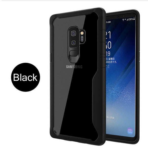 Luxury Shockproof Bumper Case For Samsung Note 9 8 S9 S8 Plus