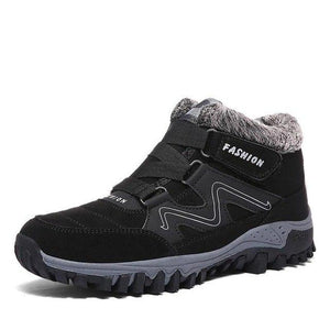 Winter New Warm Plush Outdoor Boots